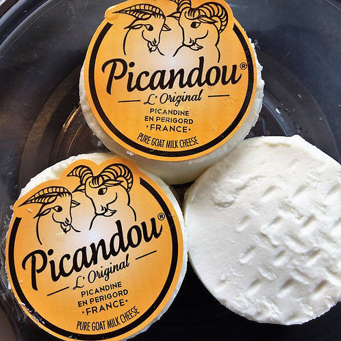 Picandou - Fresh Goat Cheese  - 3 pk
