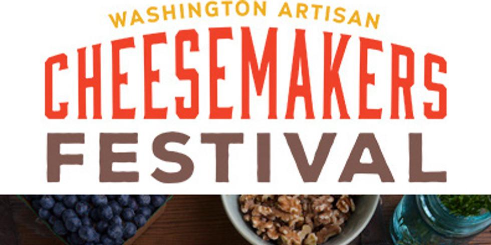 2019 Washington Artisan Cheesemakers Festival
