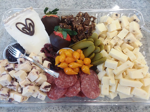 Four Cheese Tray
