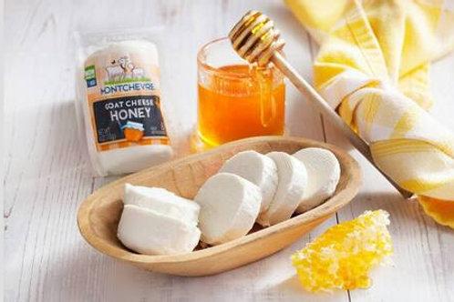 Montchevre Honey Goat Cheese - 4 oz