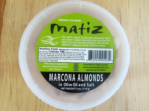 Marcona Almonds - 4 oz