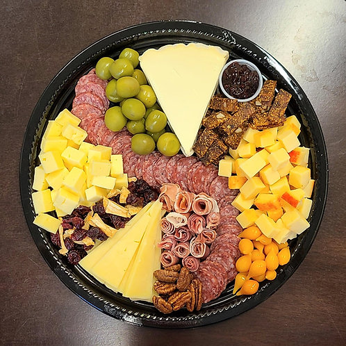 More Charcuterie Cheese Tray
