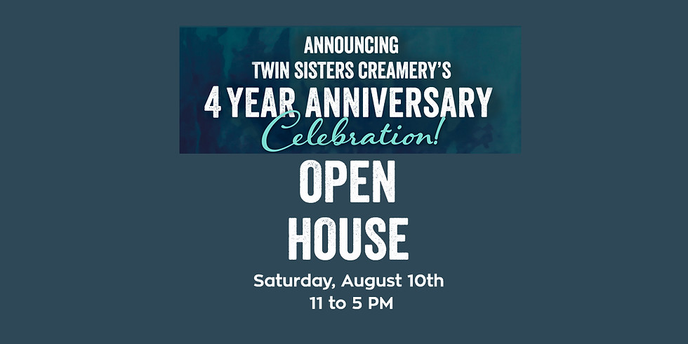 4th Anniversary Open House