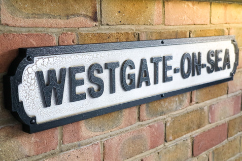 Westgate-on-Sea Sign, The Swan