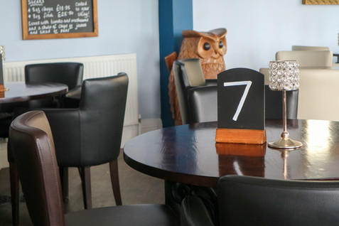 Dining Area, The Swan