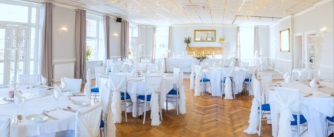 West Bay Suite (blue chair pads, also available in silver)