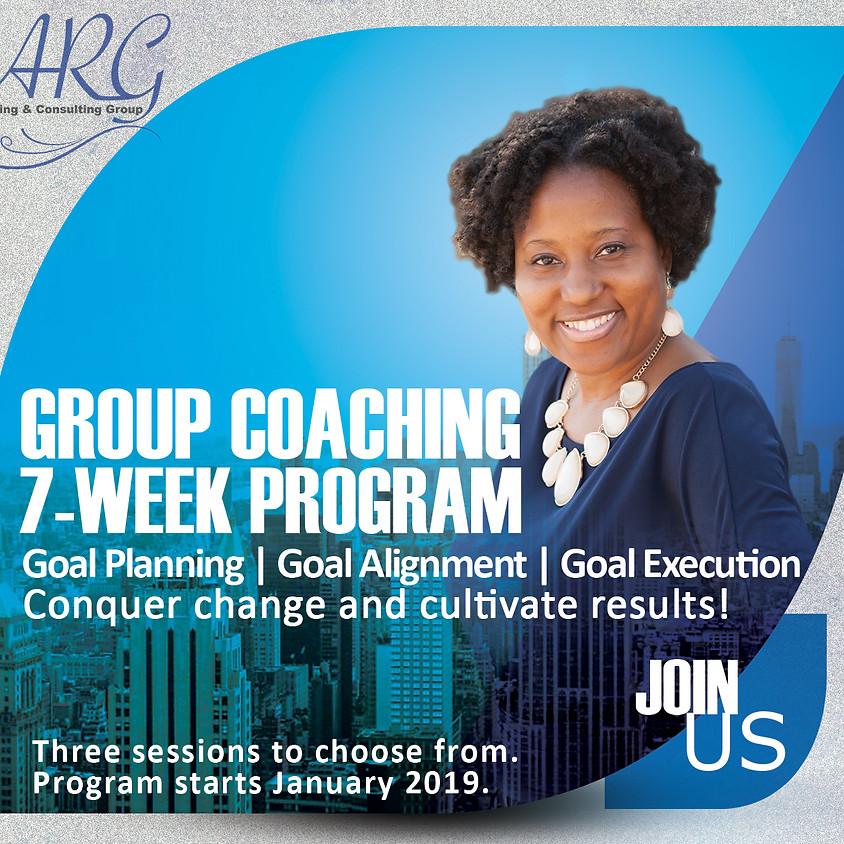 Group Coaching 7-Week Program - Thursday Nights