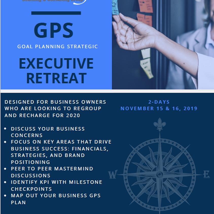 GPS Executive Retreat: Clear Vision