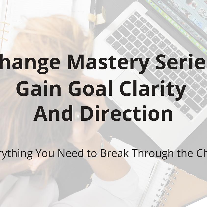 Executive Program: Gain Goal Clarity