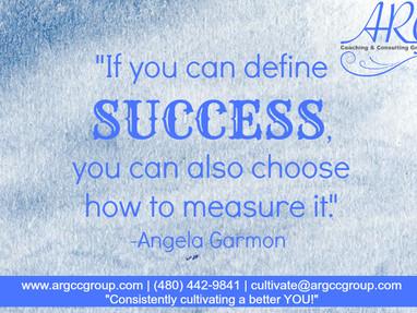 How Do You Define Success?