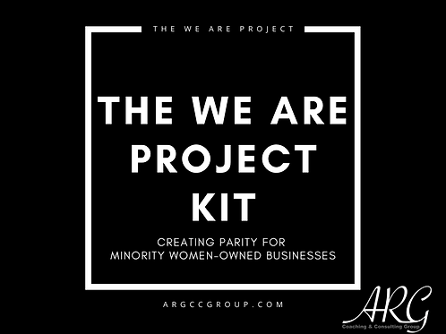 We Are Project Kit