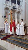 Vénération de la Croix