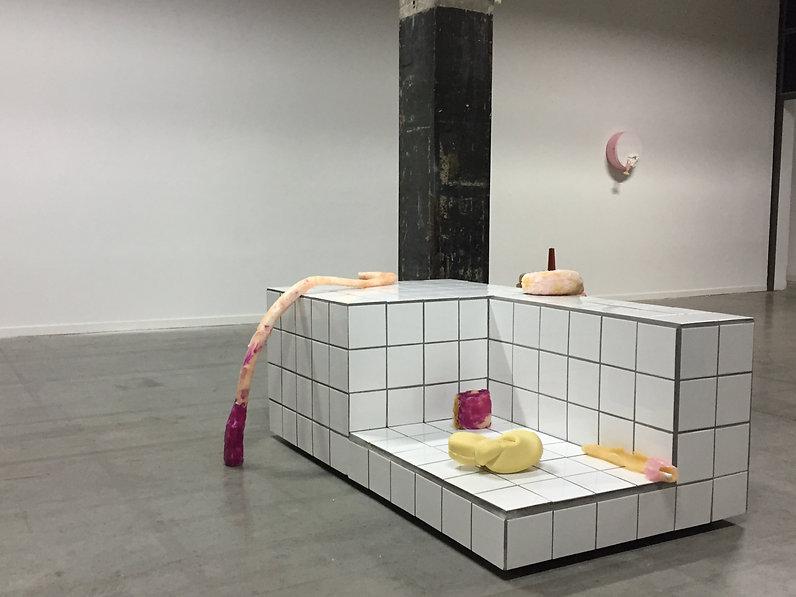 Tiles - 1 - Cynthia van Wijngaarden