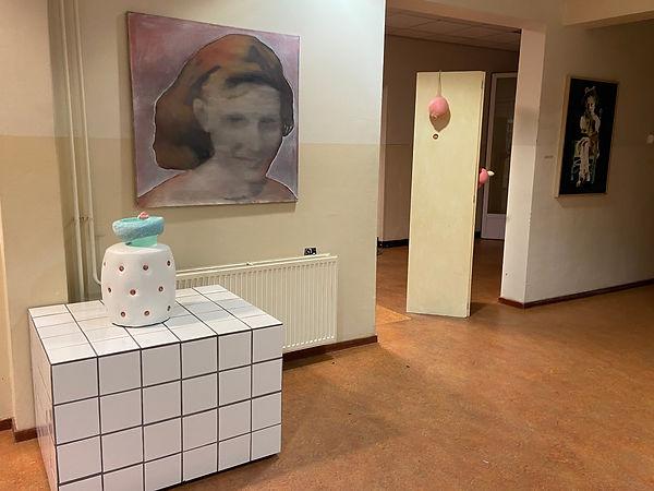 Tiles 8 - Cynthia van Wijngaarden