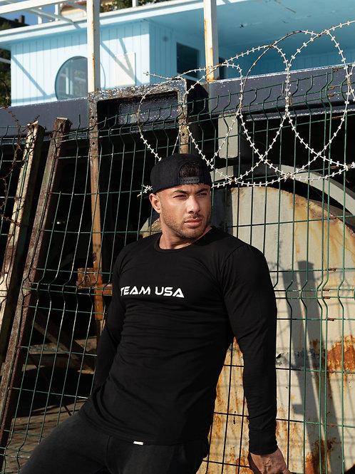 USA Winter Black