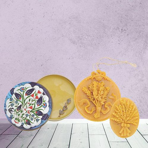 Balmumu Kremi & Lavantalı Minik Balmumları
