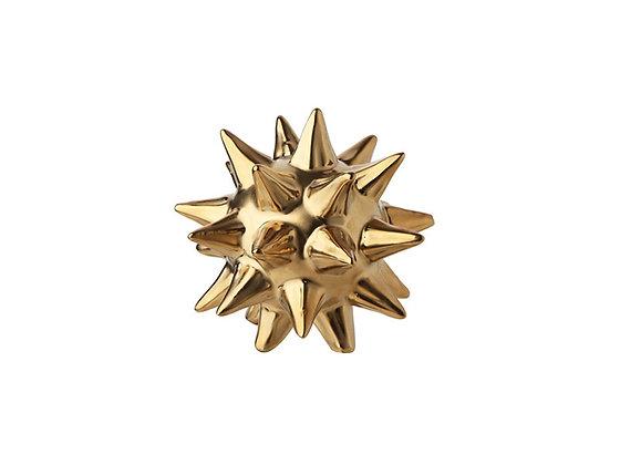 Dream Küçük Altın Gülle Dekoratif Obje