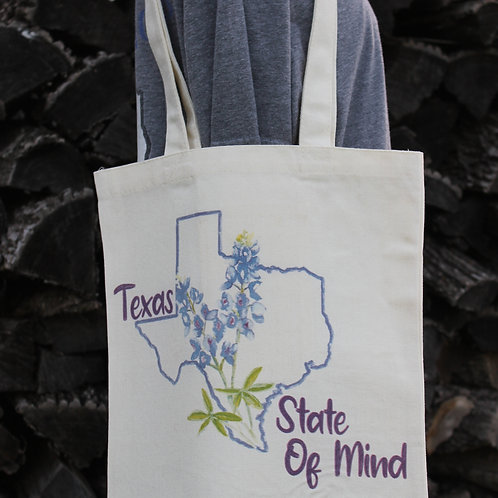 TEXAS STATE OF MIND BAG