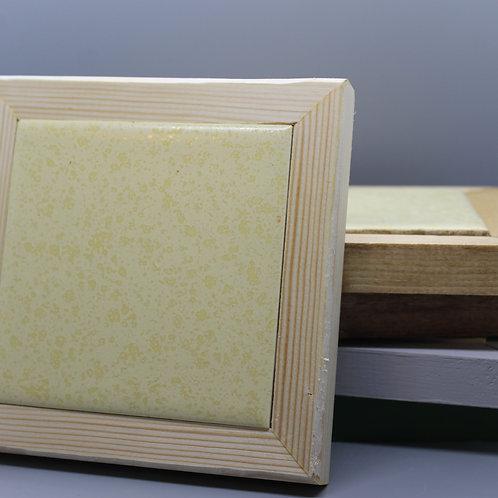 Yellow Tile Trivets