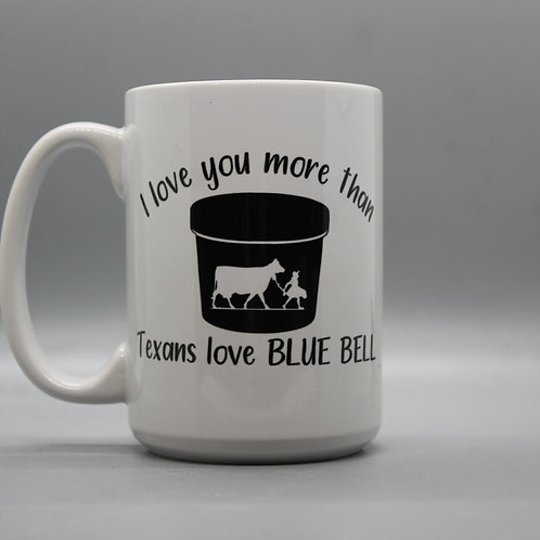 MORE THAN BLUE BELL