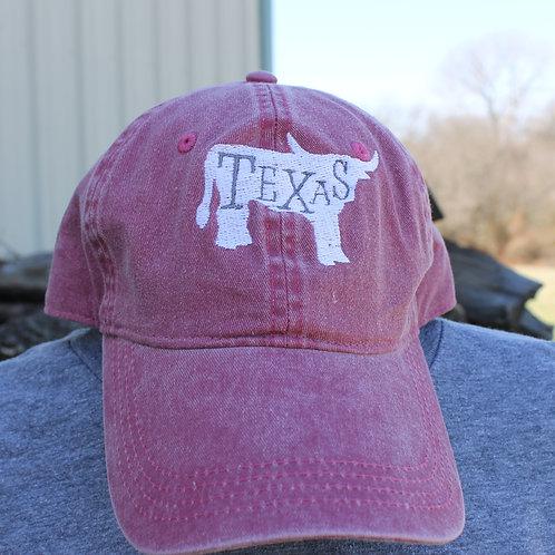Longhorn Texas- Hat