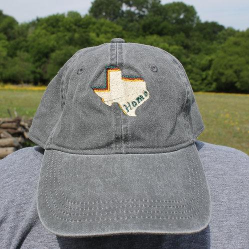 Retro Texas Home -Hat