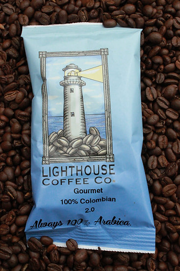 Lighthouse 100% Columbian Coffee