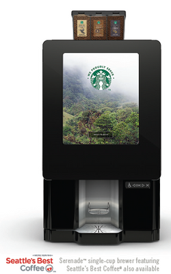 Starbucks Serenade Picture