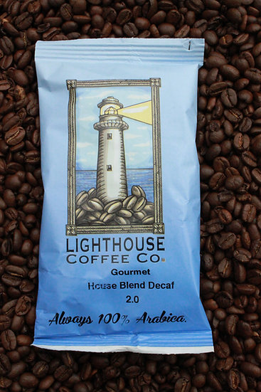 Lighthouse Gourmet Decaf Coffee