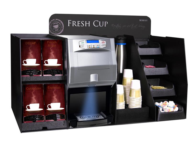 Fresh Cup Setup