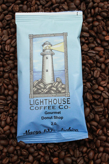 Lighthouse Donut Shop Coffee