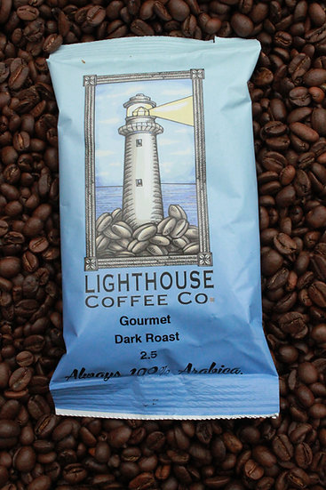 Lighthouse Gourmet Dark Coffee