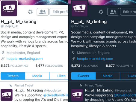 Twitter update includes new 'night mode'