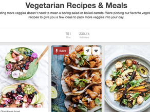 How can I use Pinterest to market my business?