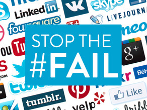 Why your social media efforts may be failing