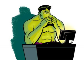 Does PPC make you want to do the HULK SMASH on your laptop?