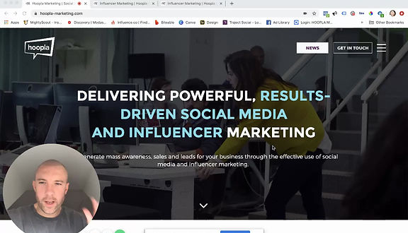 How to effectively implement aninfluencer campaign