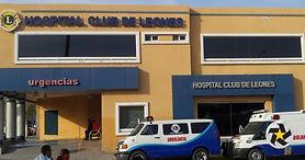 HOSPITAL CLUB DE LEONES