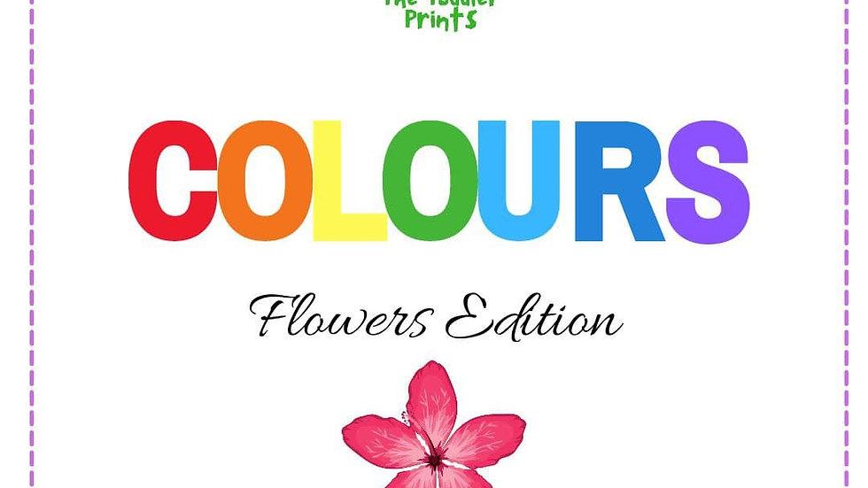 Colours - Floral Edition