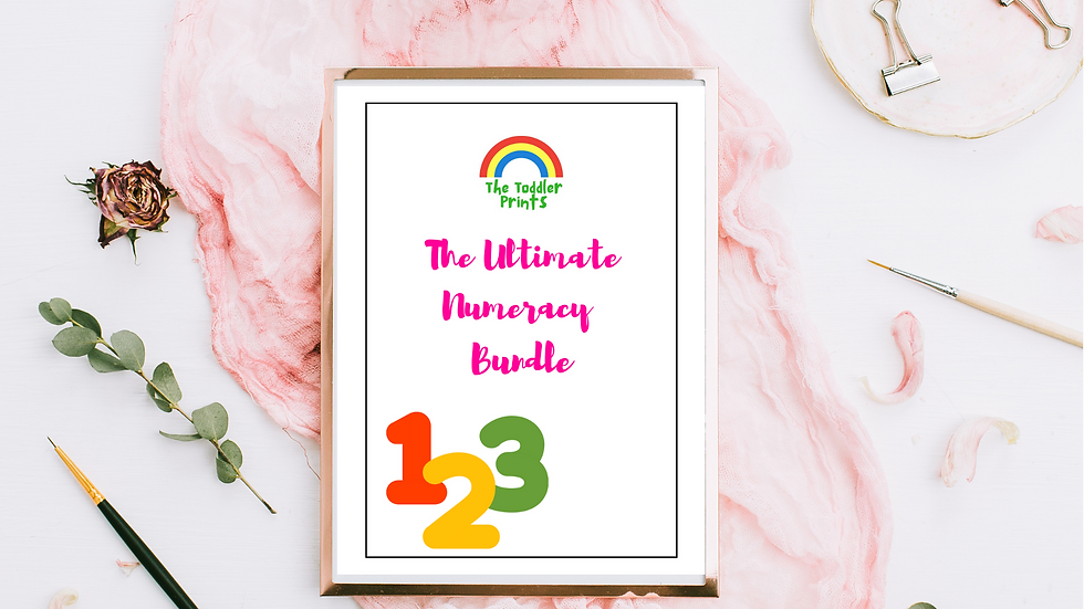 The Ultimate Numeracy Bundle