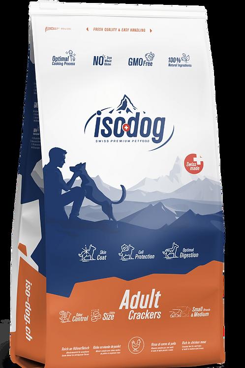 Iso-dog ADULT Crackers Small & Medium 3 kg