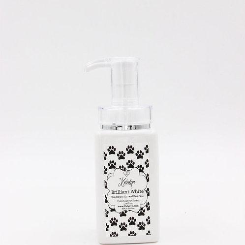 Kopie von Brilliant White Shampoo  300 ml für weißes Fel