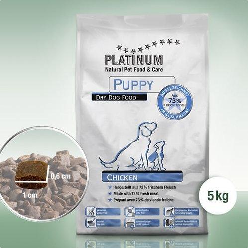 PLATINUM Puppy Chicken ab 5 kg