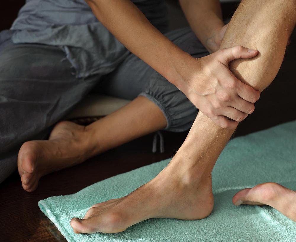 Kinesistherapie Leuven | scheenbeenvliesontsteking