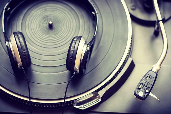 Close up of headphones on turntable.jpg