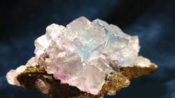 Fluorite & Sphalerite ; USA