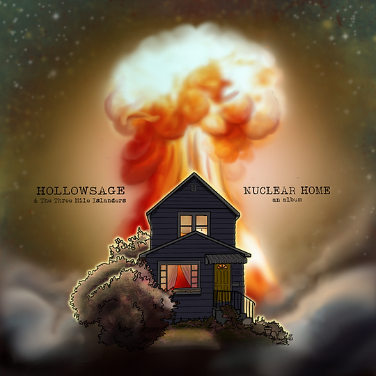 Nuclear home cover with text bleedversio