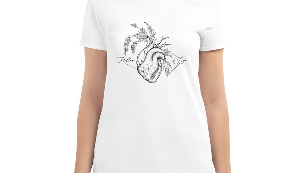Hollowsage Heart Women's short sleeve t-shirt