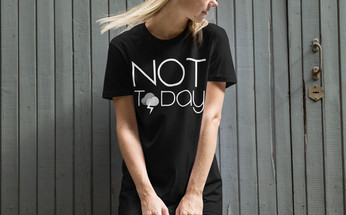 organic-cotton-t-shirt-dress-black-front