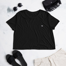 womens-embroidered-flowy-crop-tee-black-